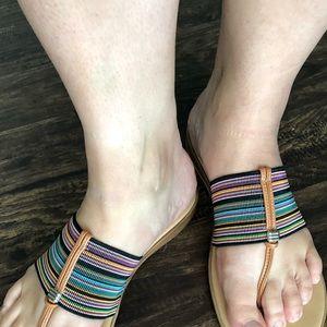 Colorful Sandals 11M